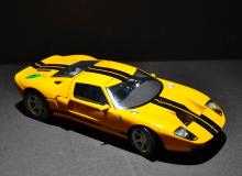 Diecast Model of Ford GT 1/18 The Beanstalk Group