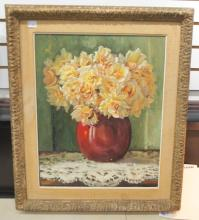 1 Old oil painting in original frame