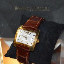Man's 18kyg Baume Mercier Hampton Automatic Watch