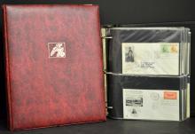 1958-1960 Album of FDCs & Spirit of 76 Stamp Album