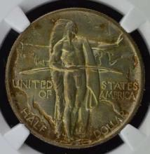 1936 Oregon Half Dollar NGC MS67