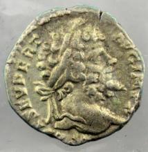 193-211 AD Septimius Severus Ancient Coin VF