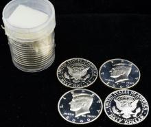 2000 S Kennedy Half Dollar 20 Piece GEM Proof Roll