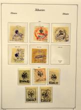 45 Stamps from Albania 1913-1959