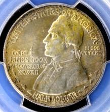 1928 Hawaiian Half Dollar PCGS MS 65 CAC