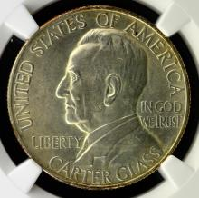 1936 Lynchburg Half Dollar NGC MS 64
