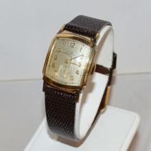 Vintage Lord Calvert Gold Tone Watch