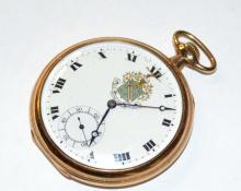 Antique E. Howard Pocket Watch