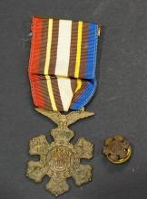 Late 30's early 40's Army Navy Union Medal