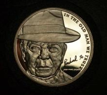 World Famous Gold & Silver Pawn Shop Old Man Coin