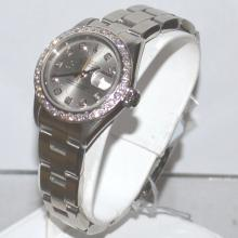 Ladies Stainless Rolex Datejust
