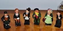 Lot of Royal Doulton and Doulton England Figurines