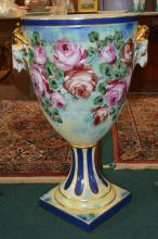 Porcelain Floor Urn