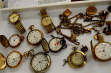 Lot of Vintage Watches & Jewelry