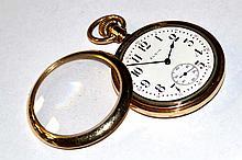 14kyg Elgin Pocket Watch