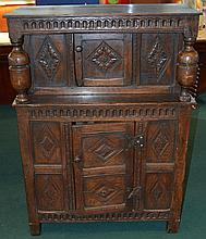 Diminutive Court Cupboard