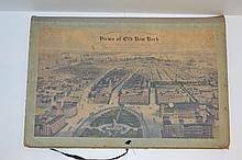 Portfolio Of Eight Prints Of New York
