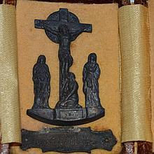Religous Souvenir St. Anne de Beaupre & Rosary