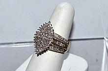 14kyg Diamond Engagement ring 2ctw