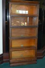 Globe-Wernicke Stacked Bookcase