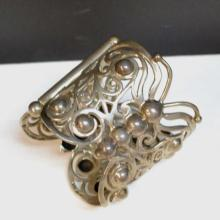 Kieselstein Cord Sterling Butterfly Bracelet