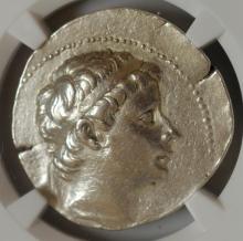 246-225 BC Seleucid Kingdom Seleucus II NGC Ch VF