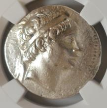 246-225 BC Seleucid Kingdom Seleucus II NGC XF