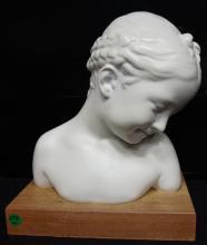 Vintage Child's Bust