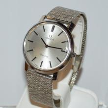 100.Man's Stainless Omega Watch