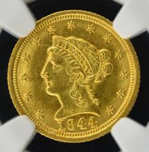Friday Night Rare Coins, Paper Money & Stamps Auction Includes Large Cent Collection