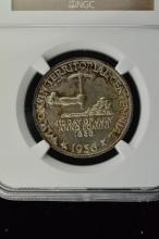 1936 Lynchburg Half Dollar XF