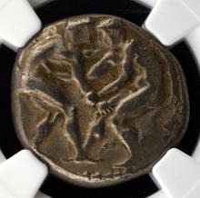 4th-3rd BC Centuries Pamphylia, Aspendus NGC F