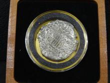 8 Reale Treasure Coin