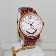 Men's rose gold color Belair watch