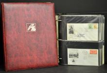 1958-1960 Album of FDCs & Spirit of 76 Stamp Album