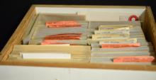 Mint Non-Hinged Plate Block Stamps, Rolls++ VF