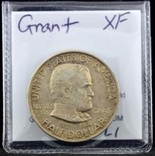 1922 Grant Half Dollar XF