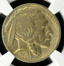 1923 Buffalo Nickel NGC XF 40
