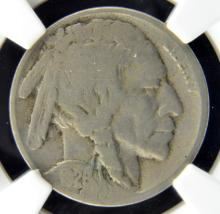 1926-S Buffalo Nickel NGC VG Details Scratches