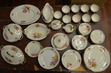 Large lot of Czecho-Slowakia china