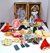 VINTAGE GINNY DOLL by VOGUE