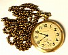 Hamilton Open Faced Pocket Watch