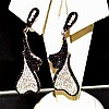 Sterling Fashion Earrings By Dizio