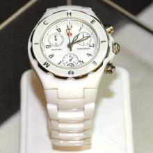Michelle White Ceramic Watch