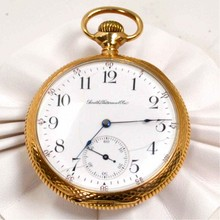 14kyg Smith, Patterson & Co Pocket Watch