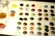 Assortment of Cabochon Stones