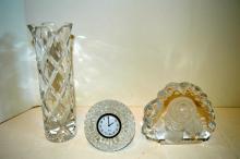 Three Pieces Of Crystal