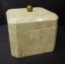 Hand Made Stone Dresser Box