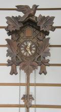 German Bird Cuckoo Clock