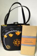 Pineda Covalin Purse And Scarf